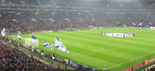 Gelsenkirchen Schalke, Foto: www.flickr.com - Mark Freeman
