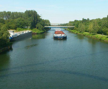 Rhein Herne Kanal Gelsenkirchen, Foto: www.flickr.com - M. Knuth