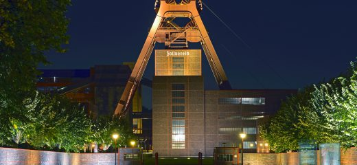 Zeche Zollverein, Foto: www.flickr.com - Michael Döring
